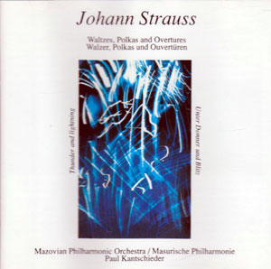 CD - Johann Strauss - 1